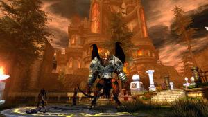 Neverwinter Online – для любителей игр и книг D&D
